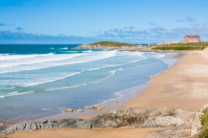 BERTIES LODGE Newquay-Fistral-Beach