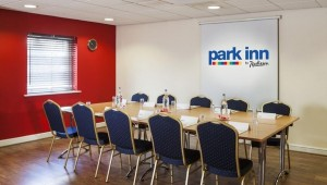 THE PARK INN HOTEL BY RADISSON Doncaster meeting room