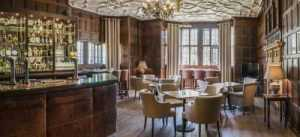 Manor House Lutyens Bar