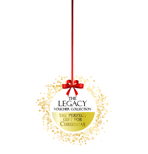 christmas voucher swing tag