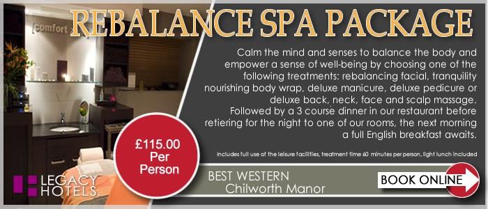 Chilworth Rebalance DBB